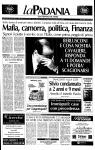Padania del 08-07-1998 pagina 1