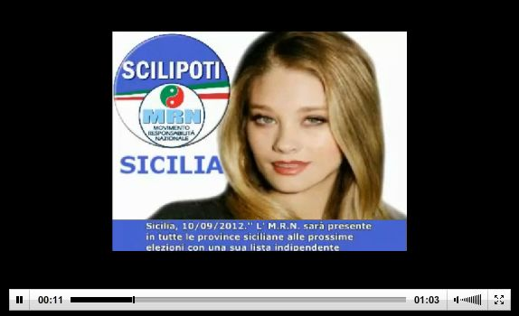 Beautiful for Scilipoti
