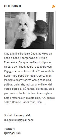blog dudù