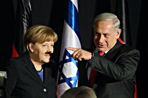 Angela-Merkel-baffi